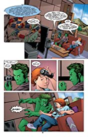 Teen Titans (2003-2011) #2