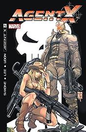 Agent X (2002-2004) No.2