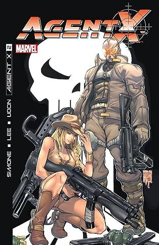 Agent X (2002-2004) #2