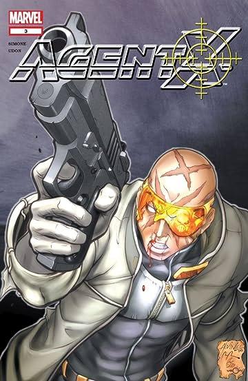 Agent X (2002-2004) No.3