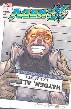 Agent X (2002-2004) #6