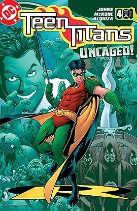 Teen Titans (2003-2011) No.4