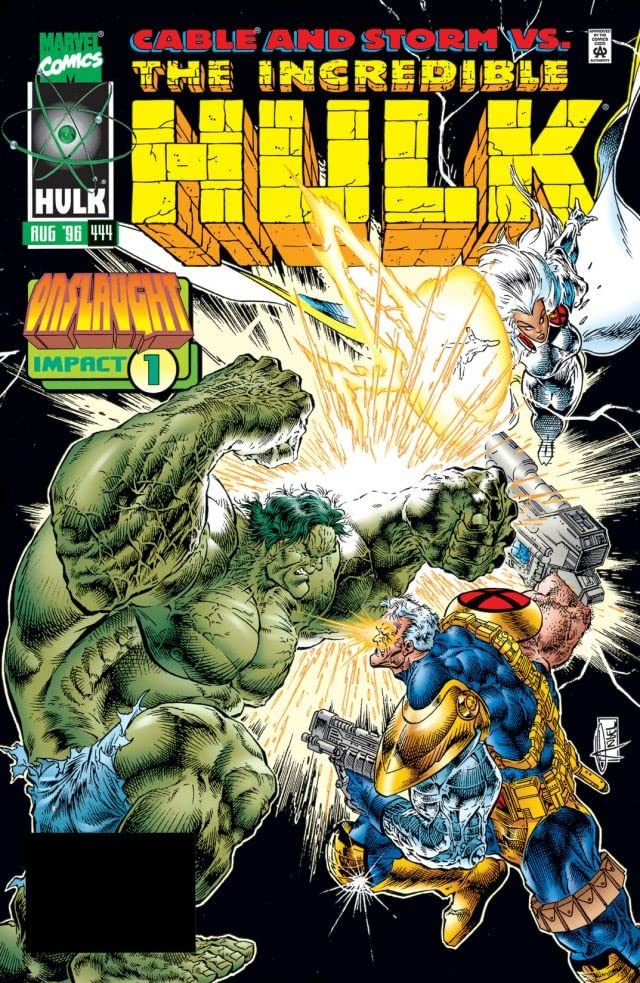 Incredible Hulk (1962-1999) #444