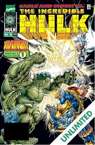 Incredible Hulk (1962-1999) #444