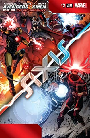 Avengers & X-Men: Axis #2 (of 9)
