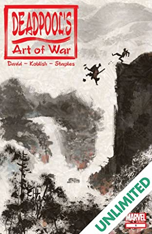 Deadpool's Art of War #1 (of 4)