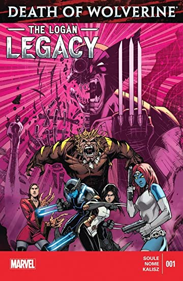 Death of Wolverine: The Logan Legacy #1 (of 7)