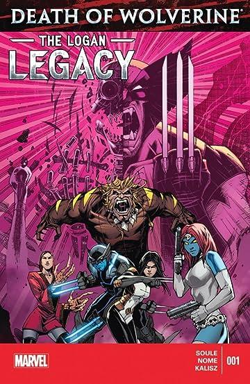 Death of Wolverine: The Logan Legacy No.1 (sur 7)