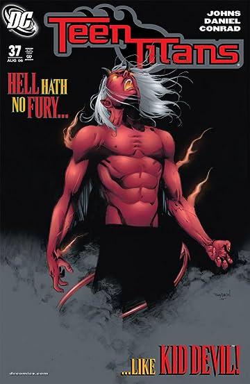 Teen Titans (2003-2011) #37