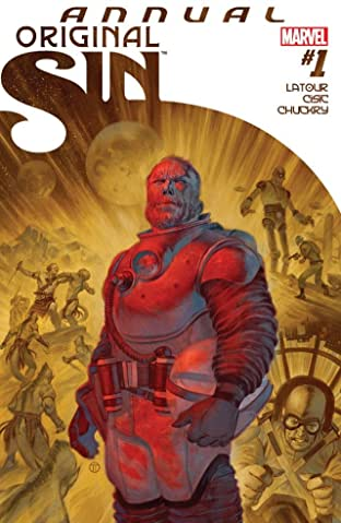 Original Sin Annual No.1