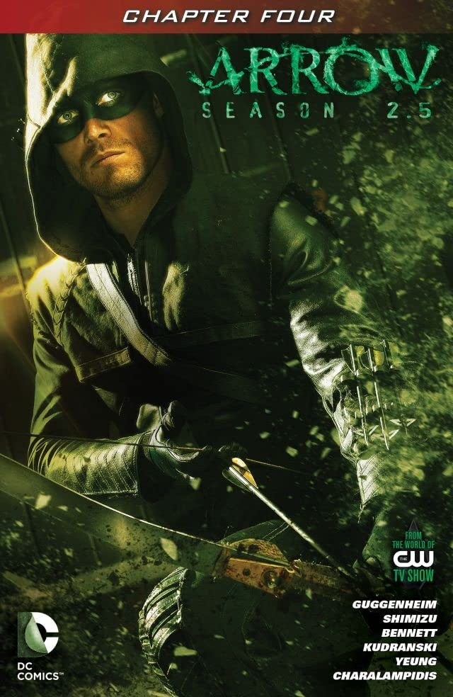 Arrow: Season 2.5 (2014-2015) #4