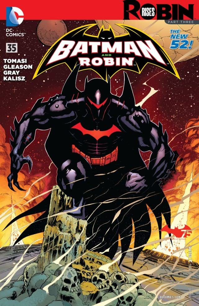 Batman and Robin (2011-2015) #35