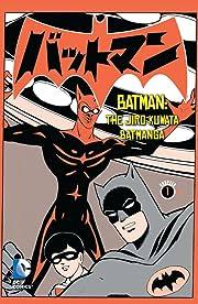 Batman: The Jiro Kuwata Batmanga #16