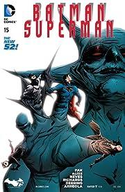 Batman/Superman (2013-2016) #15