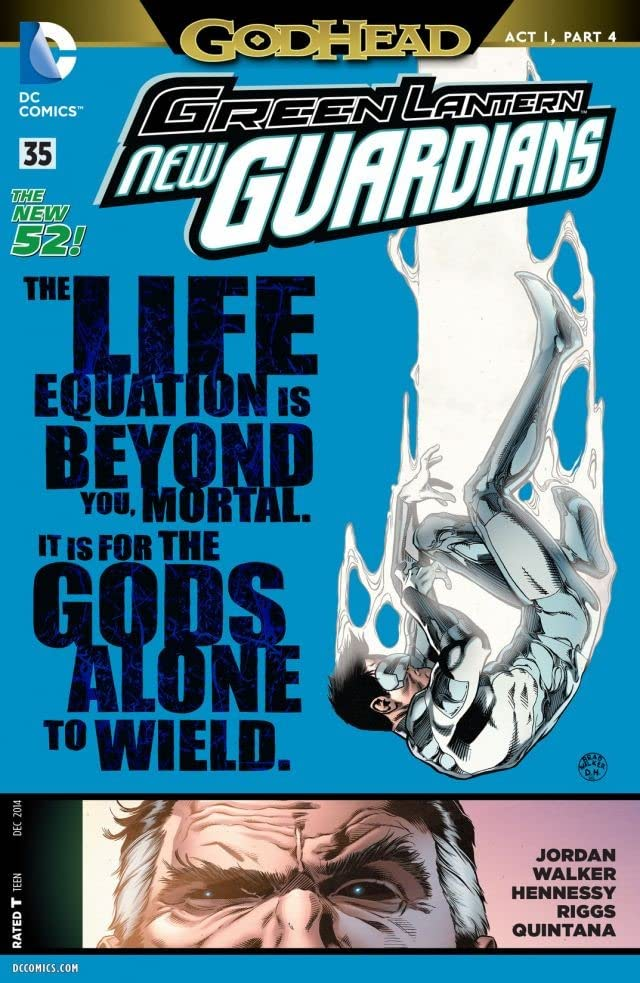 Green Lantern: New Guardians (2011-2015) #35