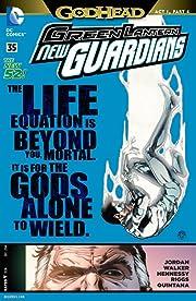 Green Lantern: New Guardians (2011-2015) #35