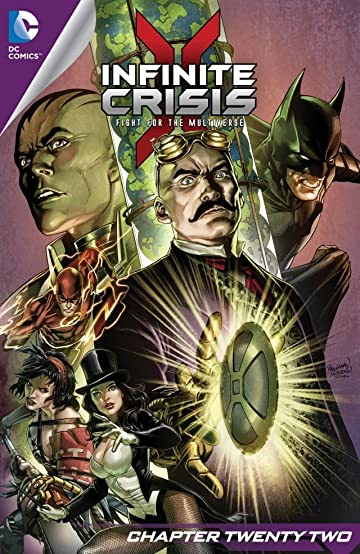 Infinite Crisis: Fight for the Multiverse (2014-2015) #22