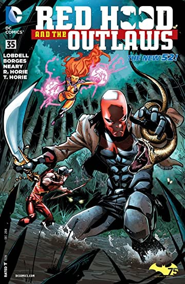 Red Hood and the Outlaws (2011-2015) #35