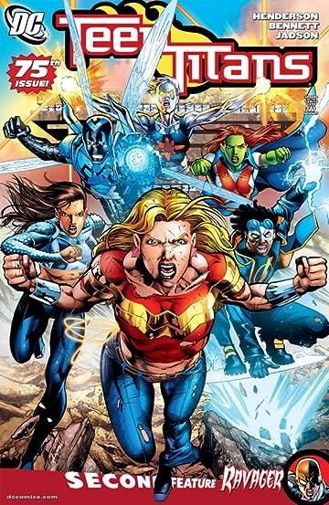 Teen Titans (2003-2011) #75