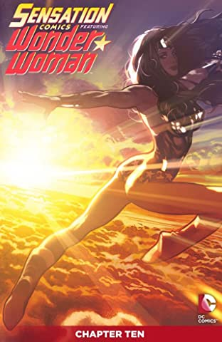 Sensation Comics Featuring Wonder Woman (2014-2015) No.10