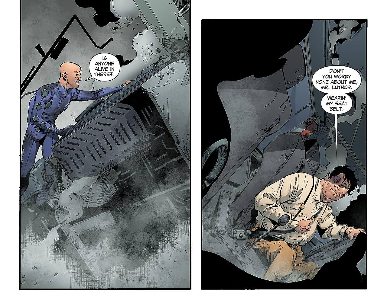 Smallville: Continuity #8