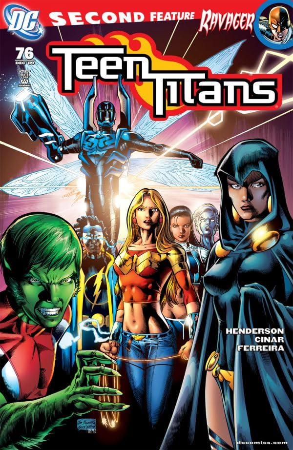 Teen Titans (2003-2011) #76