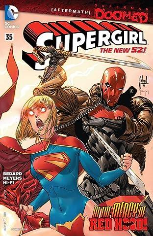 Supergirl (2011-2015) #35
