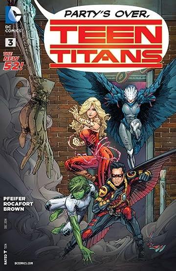 Teen Titans (2014-2016) #3