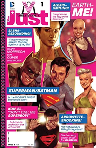 The Multiversity: The Just (2014-) #1