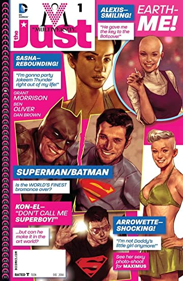 The Multiversity: The Just (2014) #1