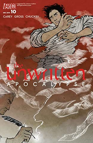 The Unwritten: Apocalypse #10