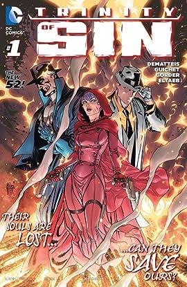 Trinity of Sin (2014-2015) #1