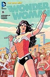 Wonder Woman (2011-2016) #35