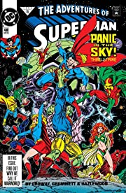 Adventures of Superman (1986-2006) #488