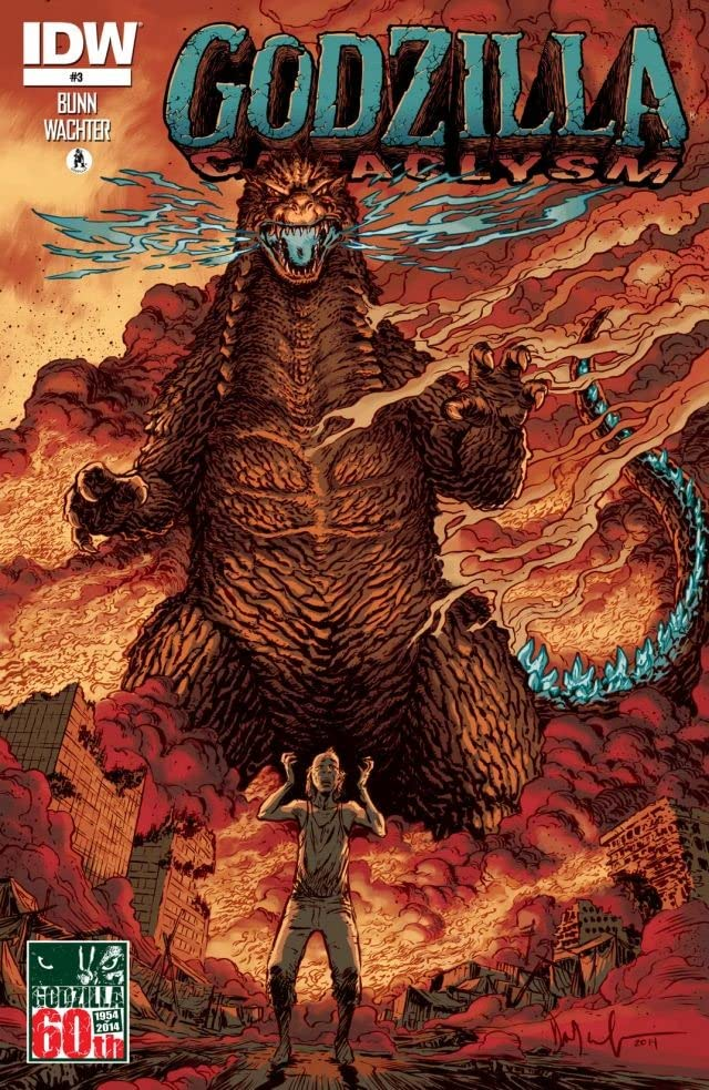 Godzilla: Cataclysm #3 (of 5)