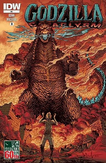 Godzilla: Cataclysm #3 (of 5)