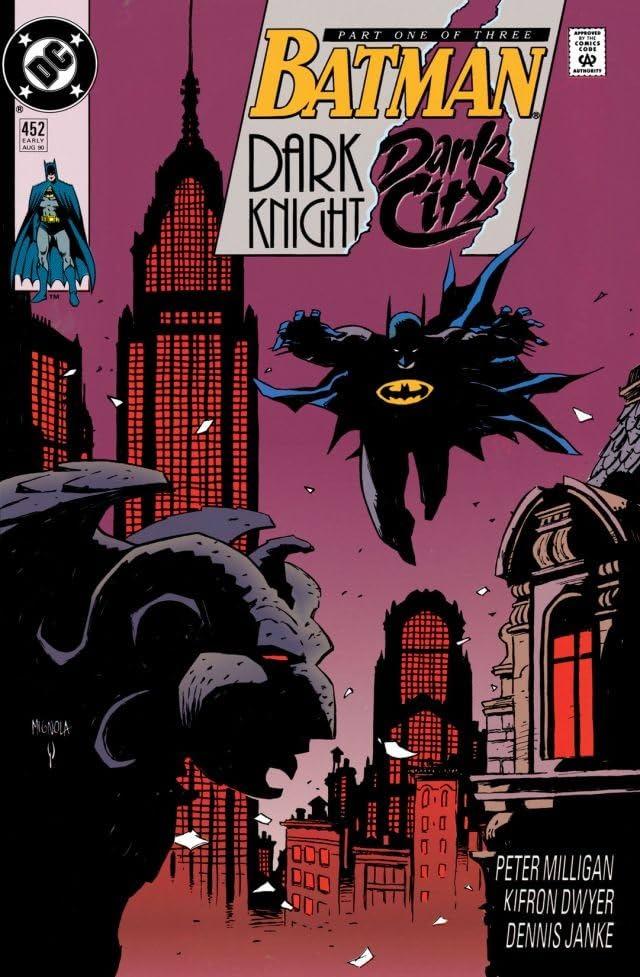 Batman (1940-2011) #452