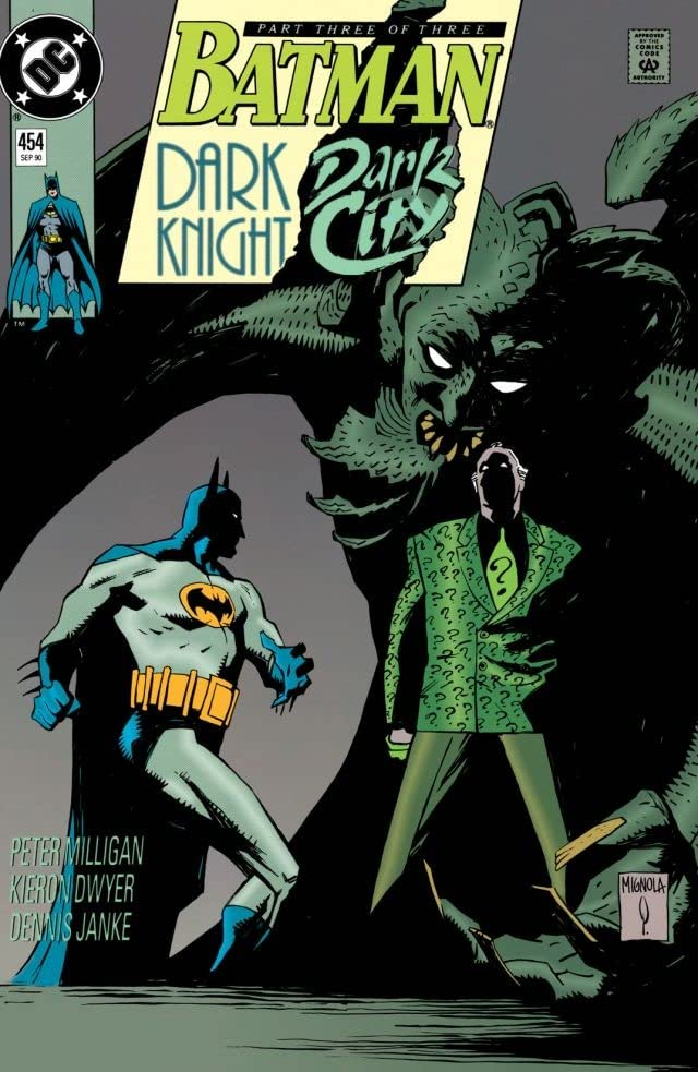 Batman (1940-2011) #454