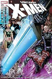 Uncanny X-Men (1963-2011) #479