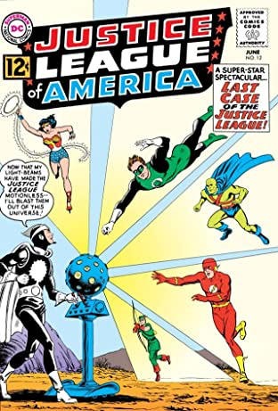 Justice League of America (1960-1987) No.12