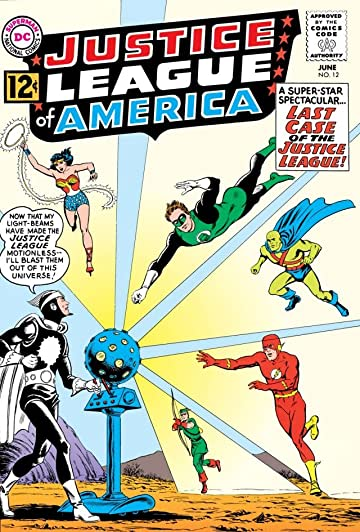 Justice League of America (1960-1987) #12