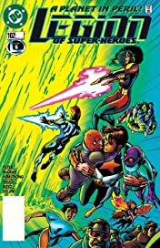Legion of Super-Heroes (1989-2000) #102