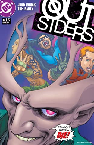 Outsiders (2003-2007) #15