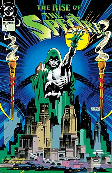 The Spectre (1992-1998) #3