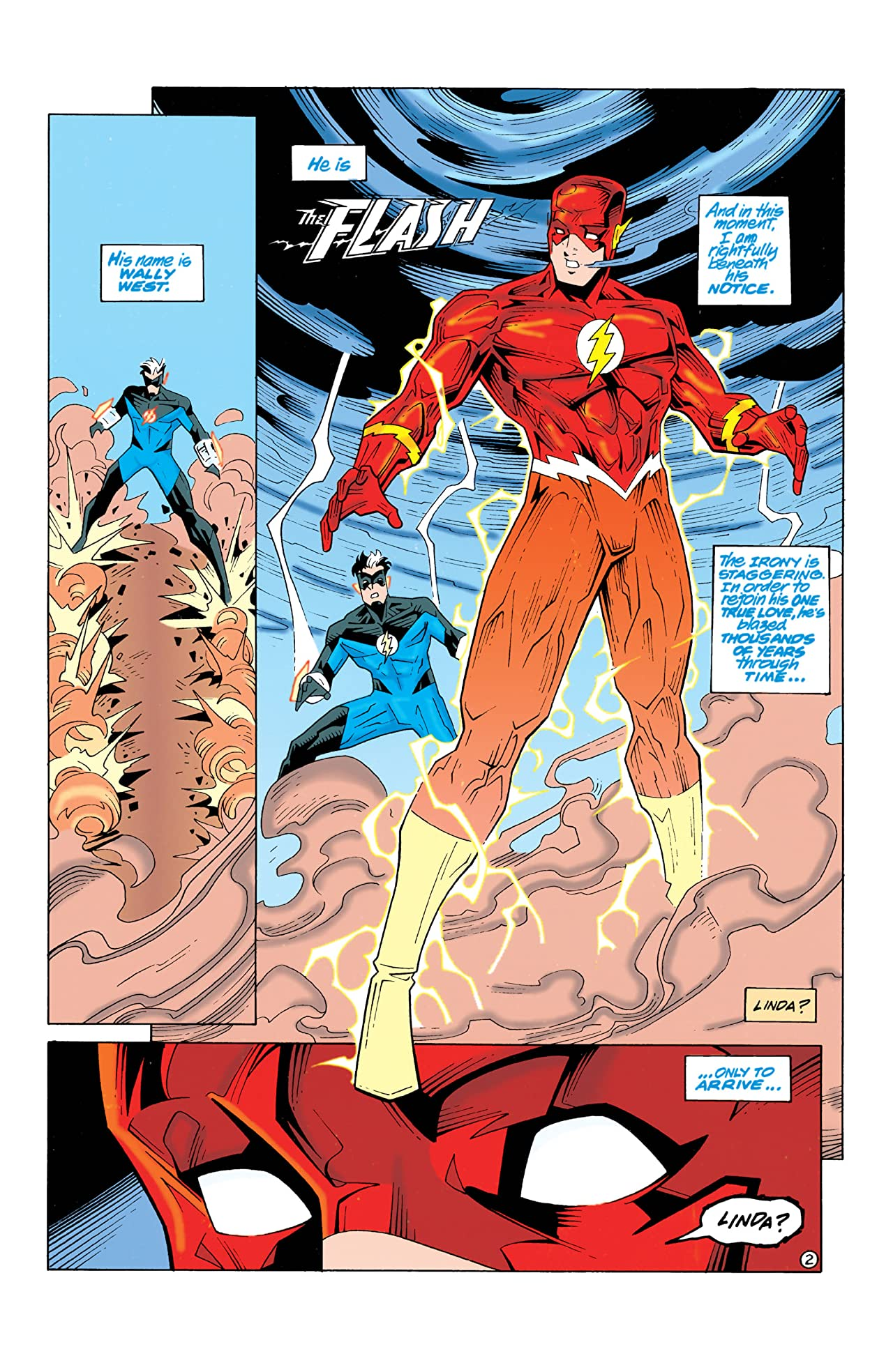 The Flash (1987-2009) #117