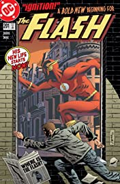 The Flash (1987-2009) #201