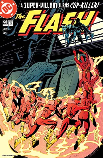 The Flash (1987-2009) #203