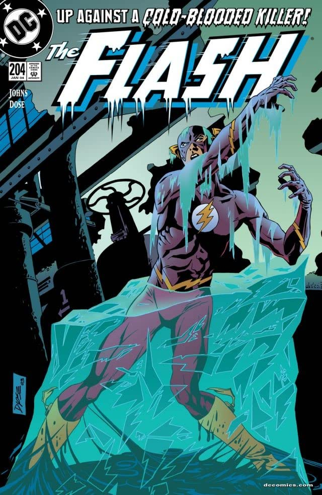 The Flash (1987-2009) #204