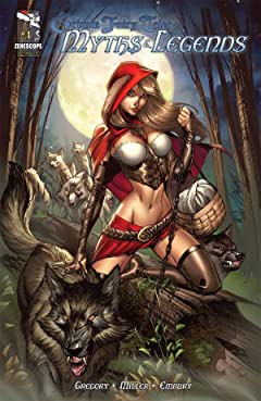 Myths & Legends #1