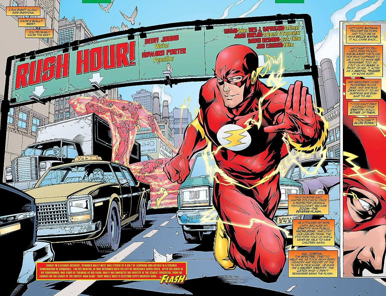 The Flash (1987-2009) #207